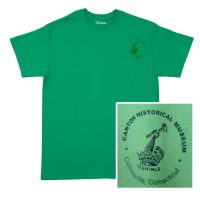 Youth size green tshirt