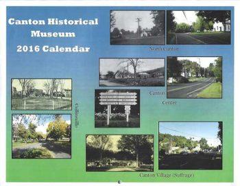 Historical Museum 2016 Calendar