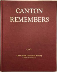 Incidents in Canton, CT history